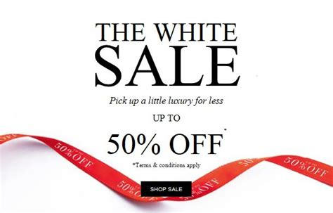 the white company up to 50 sale absolute home