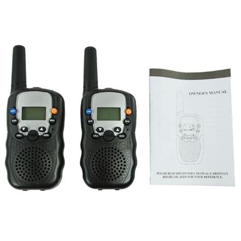 2 5km range walkie talkies 8 scan channel walkie talkie