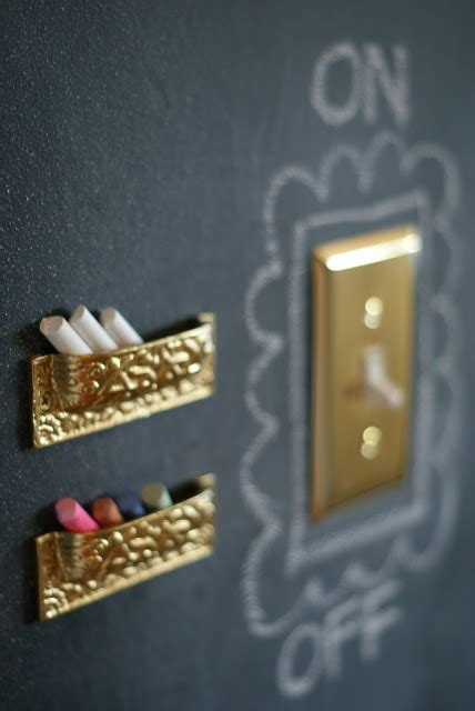 chalkboard paint ideas buzzfeed 19 adorable ways to decorate a light switch cover