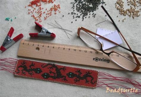 how to make your own beading loom how to make your own beading loom basic stitches and