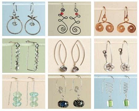 easy jewelry to make and sell 101 inspiring earring designs http www