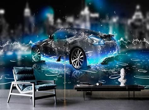 Car Wallpapers 1920x1080 Window 10 Product by Hd Wallpaper For Bedroom Walls Water Sports Car 3d Wall