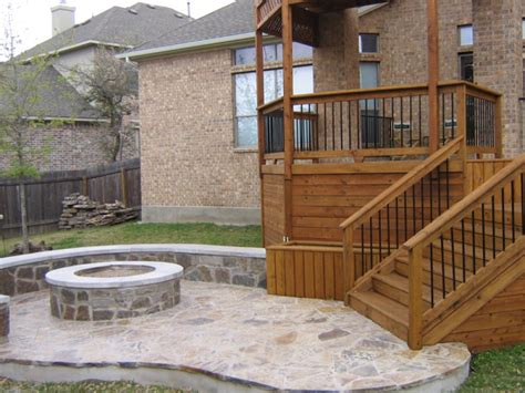 deck and patio pictures and ideas