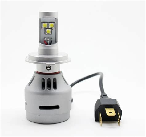 led light bulbs for headlights lifetime led h4 led headlight bulbs lllh4ldbb