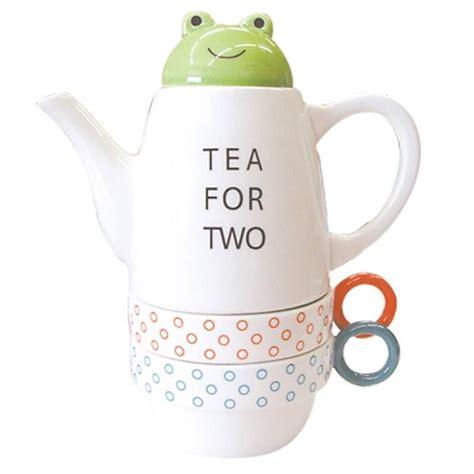 tea for two smartzakka rakuten global market animal tea four two