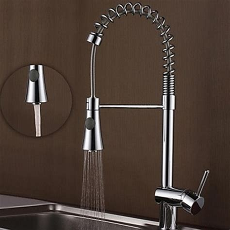 kitchen faucets contemporary contemporary chrome brass one single handle