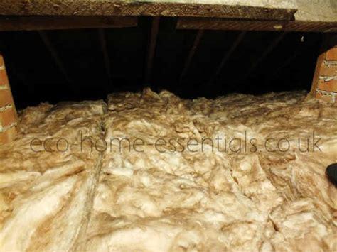 bead cavity wall insulation problems cavity wall insulation problems