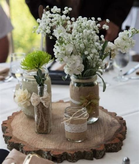 diy wedding centerpieces with jars jar diy wedding ideas designs
