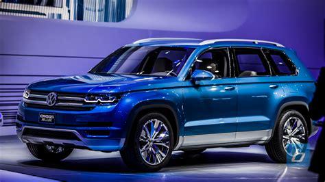 Volkswagen Crossblue by Volkswagen Crossblue Concept