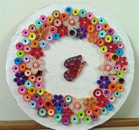 craft paper designs quilling wall frames model and designs quilling designs