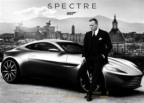 007 Car Wallpaper by Bond Spectre Wallpapers