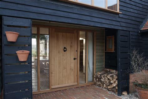 barn front door orlestone oak flooring joinery and projects oak windows