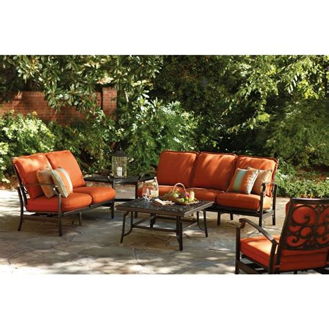 thomasville messina patio furniture thomasville messina 4 patio sectional seating set