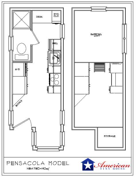 tiny floor plans tiny house floor plans american tiny house