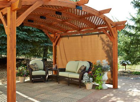 pergola with retractable shade retractable sun shade pergola wall traditional patio
