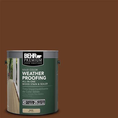 behr paint color new chestnut behr premium 1 gal sc 110 chestnut solid color