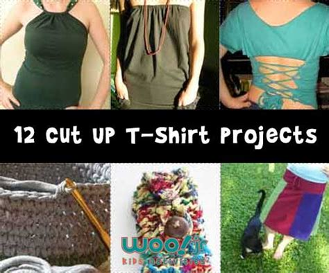 t shirt craft projects recycled crafts t shirt surgery woo jr activities