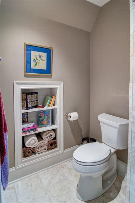 storage in a small bathroom small space bathroom storage ideas diy network