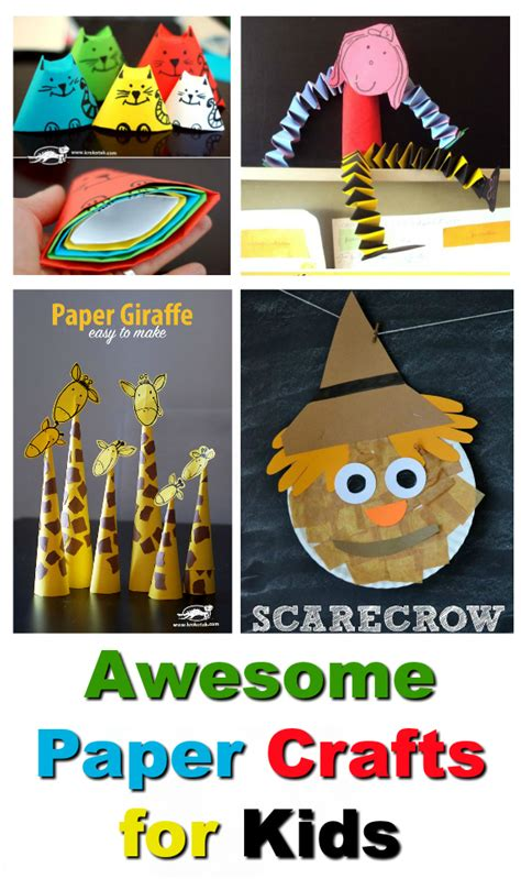 awesome paper crafts 10 awesome paper crafts for to keep them entertained
