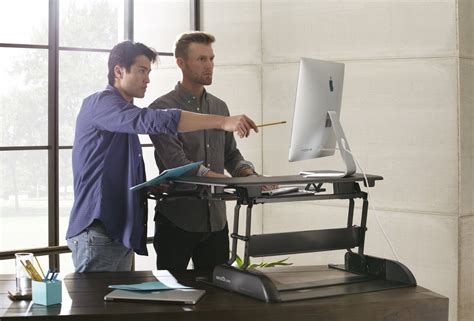 standing computer desk the best standing desks for your home or office business