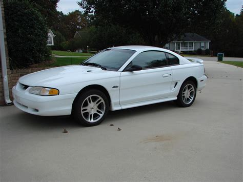 1997 Ford Mustang Gt by 97 Mustang Gt
