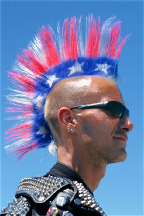 hair pieces to wear with fo hawk hairstyle 17 best mohawks images on pinterest alternative style