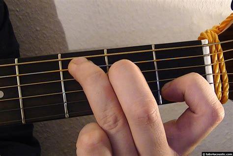 tablatures amsterdam jacques brel le coin du guitariste