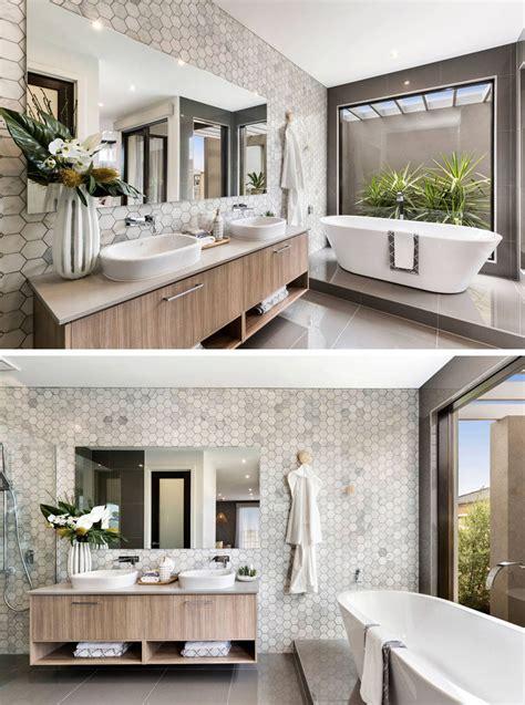 white bathroom tiles ideas bathroom tile ideas grey hexagon tiles contemporist