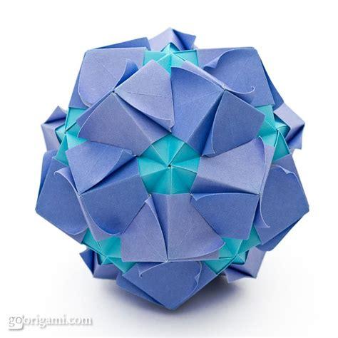 modular origami 12 units sonobe variation by sinayskaya go origami