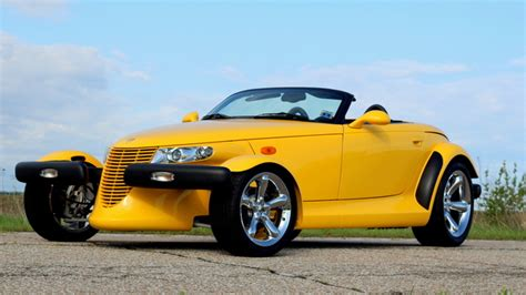 Plymouth Prowler Horsepower plymouth prowler 3 5 v6 253 hp