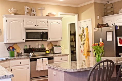 kitchen cabinet decorations tips decorating above kitchen cabinets my kitchen