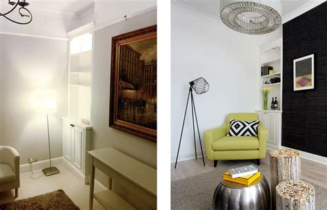 before and after a designer most popular before and after interior design gallery