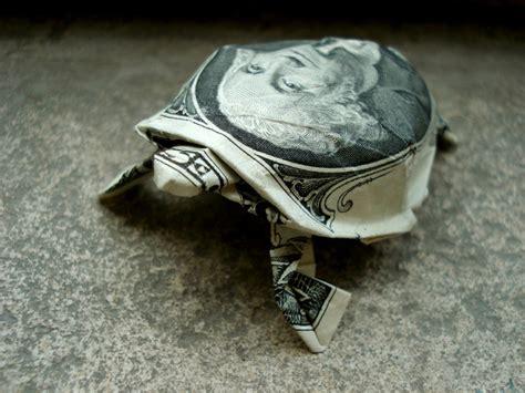 dollar origami turtle tuan s origami page dollar bill origami billturtle3s
