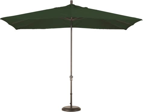 rectangular patio umbrella high end resort patio umbrellas
