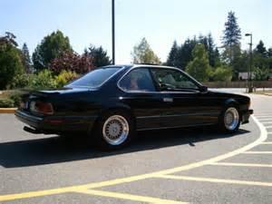 Bmw M30 by 1988 Bmw 635csi 5 Speed With Tcd M30 Stage 2 Turbo