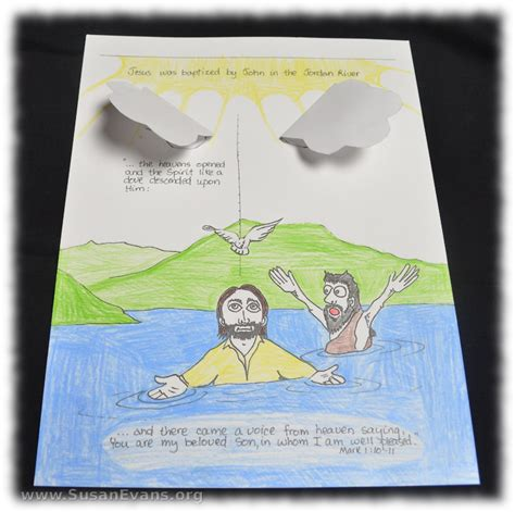 baptist crafts for the baptist unit study susan s homeschool