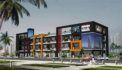 Designs For Small Apartments project shopping complex bhawna estate agra up
