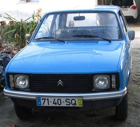 Citroen For Sale by Citroen Ln 1977 For Sale Car And Classic