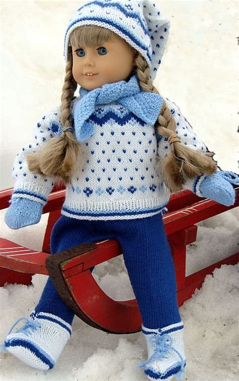 knitted doll clothes patterns free free knitting pattern american patterns gallery