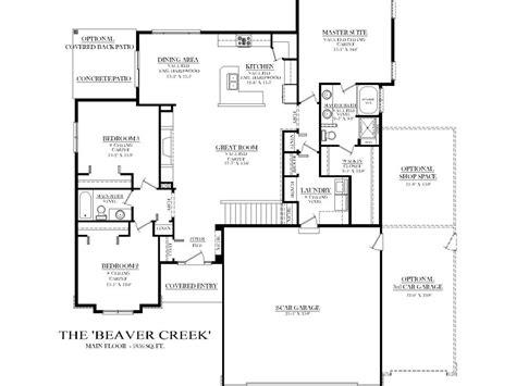 split bedroom house plans ranch house plans with split bedrooms cottage house plans