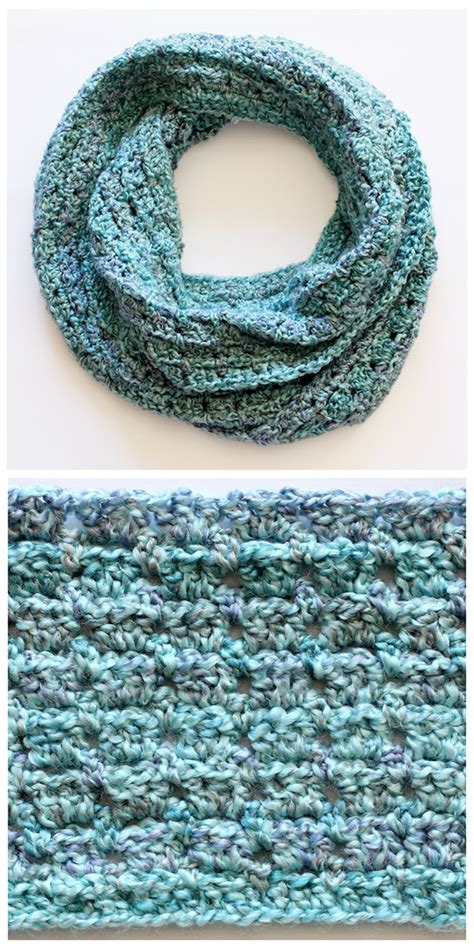 infinity scarf how to crochet an infinity scarf with no pattern how to