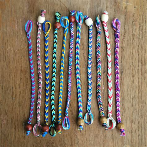 easy friendship bracelets with 13 easy fishtail braid bracelets guide patterns