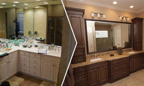 Spa Bathroom Remodel by Master Bathroom Remodel Creating A Spa Like Atmosphere