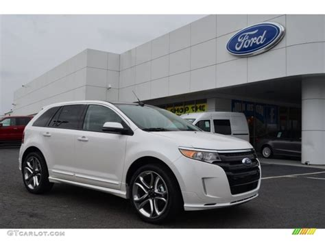 2013 Ford Edge Sport by 2013 Ford Edge Sport White Www Imgkid The Image