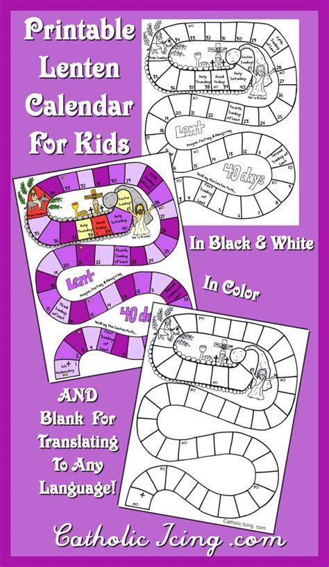 lenten crafts for 17 best ideas about printable blank calendar on