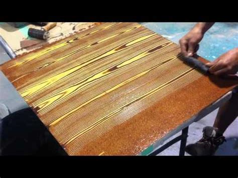 acrylic painting on wood techniques faux oak wood grain creative painting techniques
