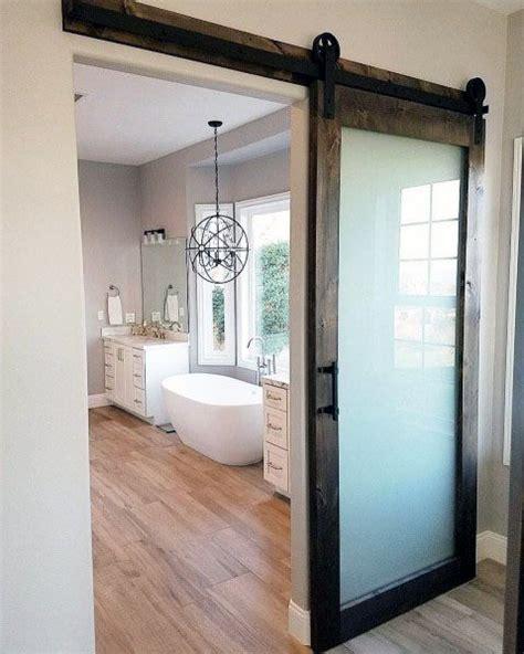 barn door ideas for bathroom top 60 best sliding interior barn door ideas interior designs