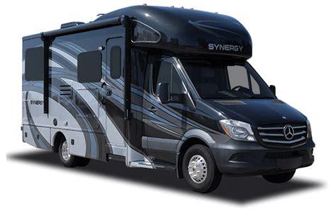 Mercedes Rv Class C by Synergy Class C Diesel Motorhome General Rv