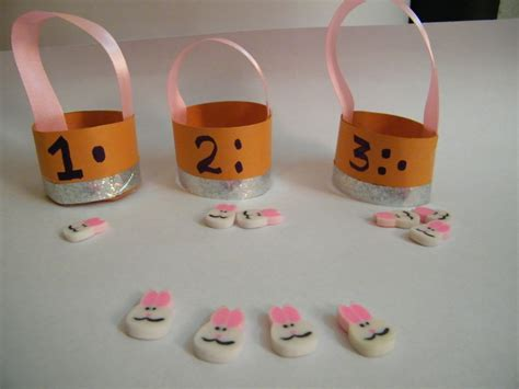 free kid crafts make easter counting craft activities for