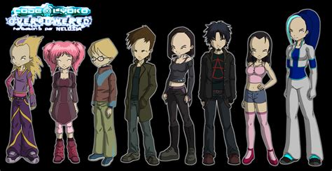 code lyoko code lyoko overpowered by nelbsia on deviantart